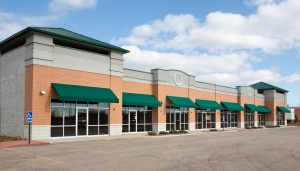 new commercial real estate